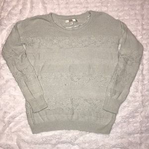 LC Lauren Conrad pullover sweater